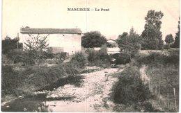 MARLIEUX .... LE PONT - France