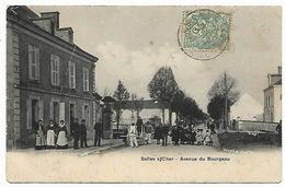 SELLES SUR CHER - Avenue Du Bourgeau - Selles Sur Cher