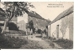 FROLOIS. FONTAINE SAINT PERE - France