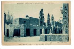 CPA - Cartes Postales- FRANCE - Paris -Exposition Coloniale De 1931-Boutique Soudanaise-  S4205 - Expositions
