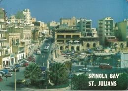 St. Julian's (Malta) Spinola Bay - Malte