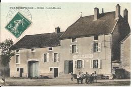FRANCHEVILLE. HOTEL GELOT-DUTHU - France