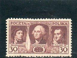 POLOGNE 1932 * - 1919-1939 Republic