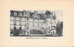AMBLEVILLE - ( 95 ) - Le Chateau - France