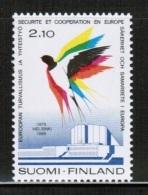 EUROPEAN IDEAS 1985 KSZE OSCE FI MI 970 FINLAND - European Ideas