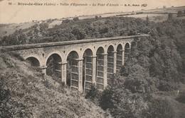 Loire : RIVE-de-GIER : Vallée D'égarande - Le Pont D'arcole - Rive De Gier