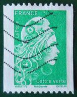 Marianne L'engagée Yseult Digan Vert Roulette - 2018-... Marianne L'Engagée