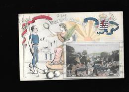 C.P.A. D UN TOURNOI DE GYMNASTIQUE AU LUXEMBOURG... - Postcards