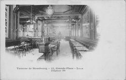 ¤¤   -   LILLE   -   Taverne De Strasbourg , 15 Grande-Place     -   ¤¤ - Lille