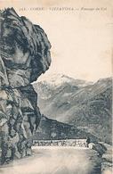 VIZZAVONA - N° 225 - PASSAGE DU COL - France