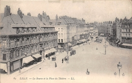 ¤¤   -   LILLE   -   La Bourse Et La Place Du Théatre   -   ¤¤ - Lille