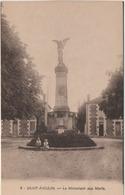 SAINT AIGULIN   LE MONUMENT AUX MORTS - France