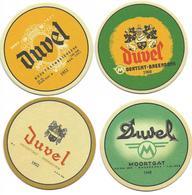 Viltje - Duvel 4 Stuks - Sous-bocks