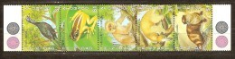 Trinidad & Tobago Trinite 1989 Yvertn° 622-26 *** MNH Cote 22,50 Euro Faune Divers - Trinité & Tobago (1962-...)