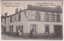 LOT DE 30 CPA DE FRANCE - 17 ONT CIRCULE - TOUTES SCANNEES - 30 SCANS - - Ansichtskarten