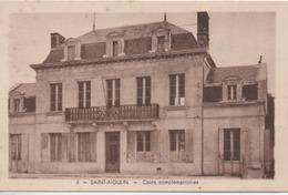 SAINT AIGULIN   COURS COMPLEMENTAIRES - France