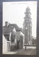 CPA 29 LANDERNEAU - RARE - Clocher Saint Thomas - Coll. Morin Richer -  Réf. R 167 - Landerneau