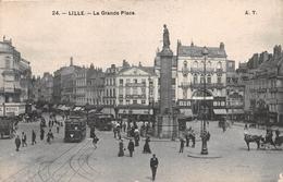 ¤¤   -   LILLE   -   La Grande Place  -   ¤¤ - Lille