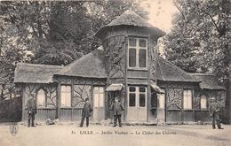 ¤¤   -   LILLE   -   Jardin Vauban    -  Le Chalet Des Chêvres  -   ¤¤ - Lille