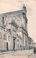 ¤¤   -   LILLE   -   L'Eglise Saint-Etienne   -  L'Hopital Militaire   -   ¤¤ - Lille