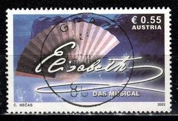 A+ Österreich 2003 Mi 2448 Musical Elisabeth - 1945-.... 2ème République