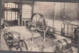 CPA B41  LILLE école Nationale D'arts Et Métiers Salle Des Machines -machines Anciennes - Lille