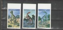 MADAGASKAR Dinosaurs Prehistorics  MNH - Preistorici