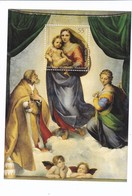 BF   ALLEMAND  NEUF  / MADONE SIXTINE CIRCA 2012 ( Peinture  Religieuse De Raphaël ) - Christianisme