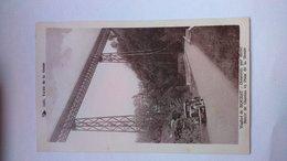 Carte Postale (K6 ) Ancienne De Rouzat  , Le Viaduc - France