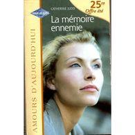 La Memoire Ennemie Catherine Judd+++TBE+++ LIVRAISON OFFERTE - Livres, BD, Revues