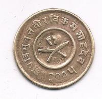 2  PAISE 1936-1942   NEPAL /8824/ - Népal
