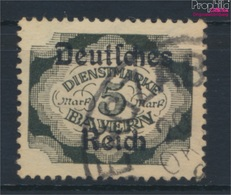 Deutsches Reich D51 Geprüft Gestempelt 1920 Bayern-Abschied (9259947 - Used Stamps