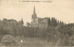 SAINT JUST D AVRAY - Vue Sur L'église - 871 - Otros Municipios
