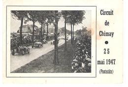 Circuit Chimay  25 Mai  1947 - Autres