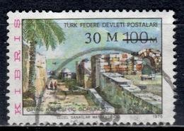 CY TR+ Türkisch Zypern 1976 Mi 26 Kyrenia - Oblitérés