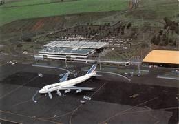 Airport Aéroport De Gillot - La Réunion