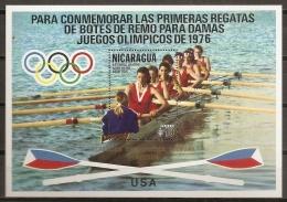 NICARAGUA 1976 - Yvert #H129 - MNH ** - Nicaragua