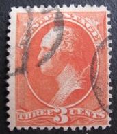 R1606/121 - 1887 - ETATS-UNIS - N°65 ☉ - Oblitérés