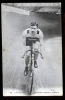 CYSCLISTE SUR PISTE VANONI               JLM - Cyclisme