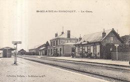 °°°   50  SAINT HILAIRE DU HARCOUET / LA GARE         °°°  ///  REF DEC 18 /  BO. 50 - Saint Hilaire Du Harcouet