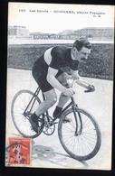 CYSCLISTE SUR PISTE GUIGNARD                JLM - Cyclisme