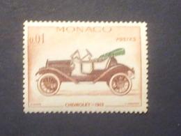 Monaco - 1961 - Mi:MC 673, Sn:MC 485, Yt:MC 557**MNH  - Look Scan - Monaco