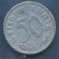 Deutsches Reich Jägernr: 372 1941 E Sehr Schön Aluminium 1941 50 Reichspfennig Reichsadler (7875283 - [ 4] 1933-1945: Drittes Reich