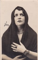 TERESA LACANEAU, ACTRESS. CIRCA 1930s. RARE - BLEUP - Beroemde Vrouwen
