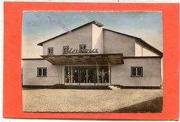 ALLEMAGNE  -  OFFENBURG  .Le  Cinéma   FRANCAIS  .     ..cpsm 10,5 X 15  .Coupée  Aux  Deux  Côtés - Autres