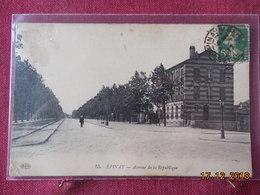 CPA - Epinay - Avenue De La République - France