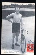 COUREUR CYCLISTE KRAMER          JLM - Ciclismo