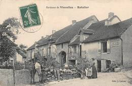 Rotalier Environs Vincelles Canton Beaufort - Frankrijk