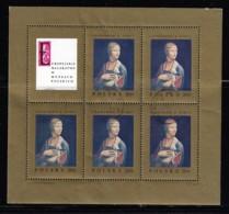 POLAND 1967 SCOTT 1551-1555 Sheets Of 5 - Blocs & Feuillets