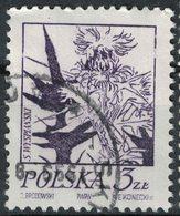 Pologne 1974 Oblitéré Used Wyspianski Dessins De Plantes Et Fleurs SU - 1944-.... République